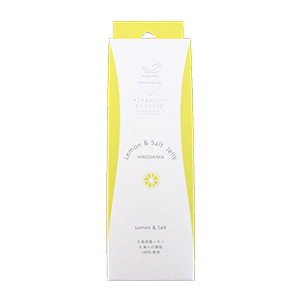 フルーツコラーゲンゼリー 瀬戸内産レモン&海人の藻塩 5本入