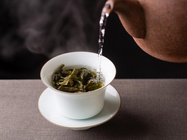 【茶禅華】吟選台湾高山青茶(100g入り)