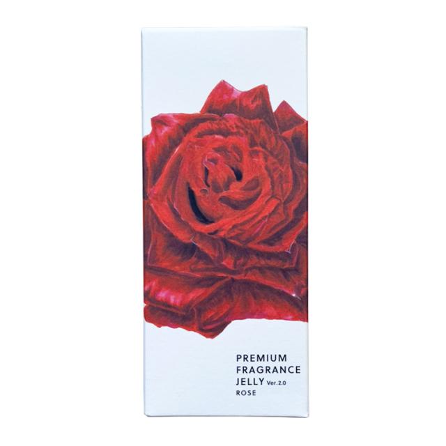 プレミアムフレグランスゼリー 広島県福山産薔薇 12本入