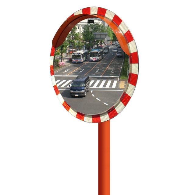 リブミラー 600φ 一面鏡