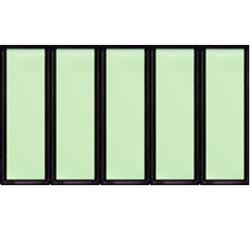 アイテルライト五連グリーン