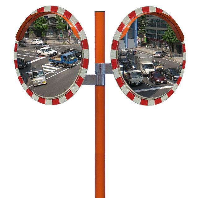 リブミラー 1000φ 二面鏡