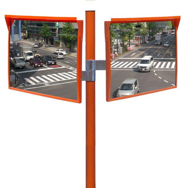 アクリルミラー600×800二面鏡