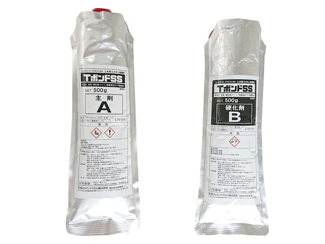 劇物指定成分を含まないエポキシ樹脂接着剤「Tボンド」1kg入り