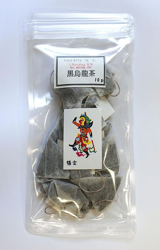 青-291A黒烏龍茶/テトラTea Bag10p くろうーろんちゃ