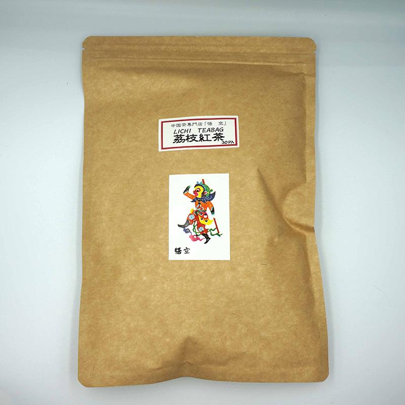 紅-615A茘枝紅茶/テトラTea Bag30p らいちこうちゃ