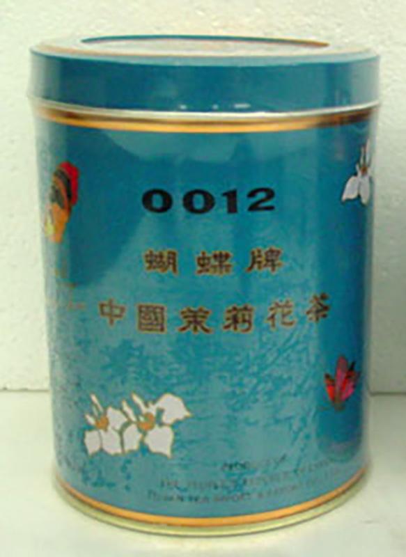 花-806B胡蝶牌茉莉花茶/大 こちょうはいじゃすみんちゃ