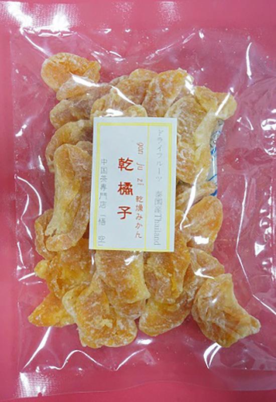 Y-023乾橘子 40g かんそうみかん