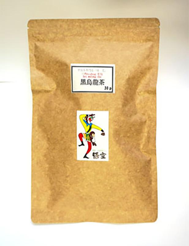 青-292A黒烏龍茶/テトラ Tea Bag 30 くろうーろんちゃ