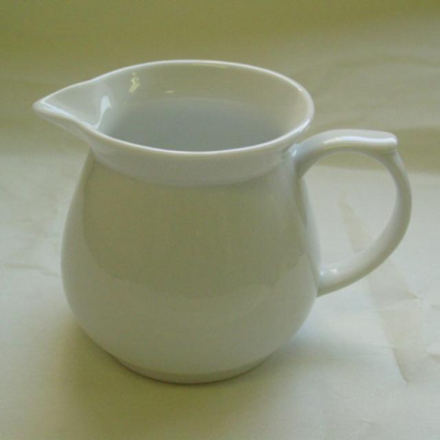 YKG-001白磁茶海 はくじ ちゃかい