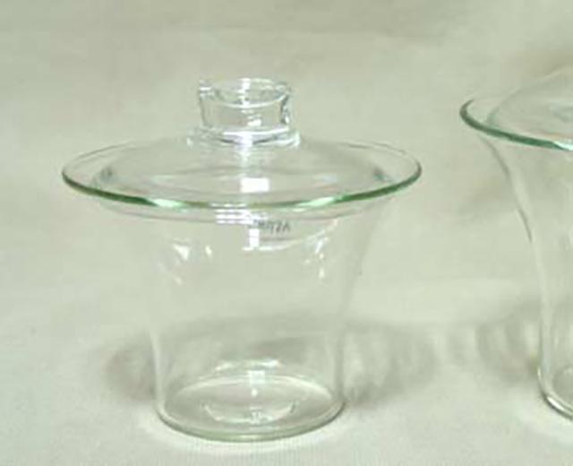 FUF-003ガラス蓋碗/小がいわん