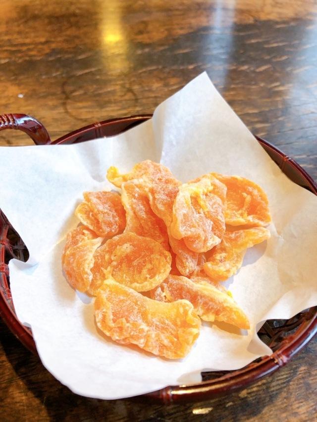 Y-024乾橘子 80g かんそうみかん