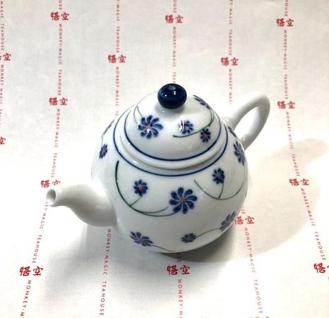 ★YK18-2 茶壷