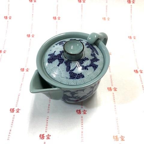 ★YK18-4 茶壷