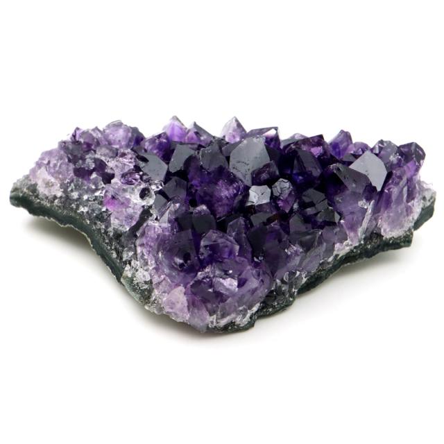 アメジスト クラスター 紫水晶 置き物 原石ウルグアイ産 天然石 AAA 1点物 2月 誕生石