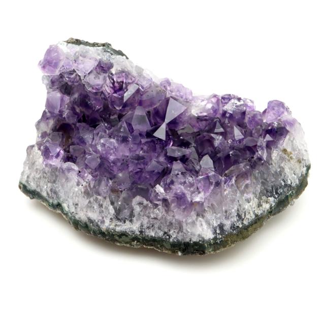 アメジスト クラスター 紫水晶 置き物 原石 ブラジル産 天然石 AAA 1点物 2月 誕生石