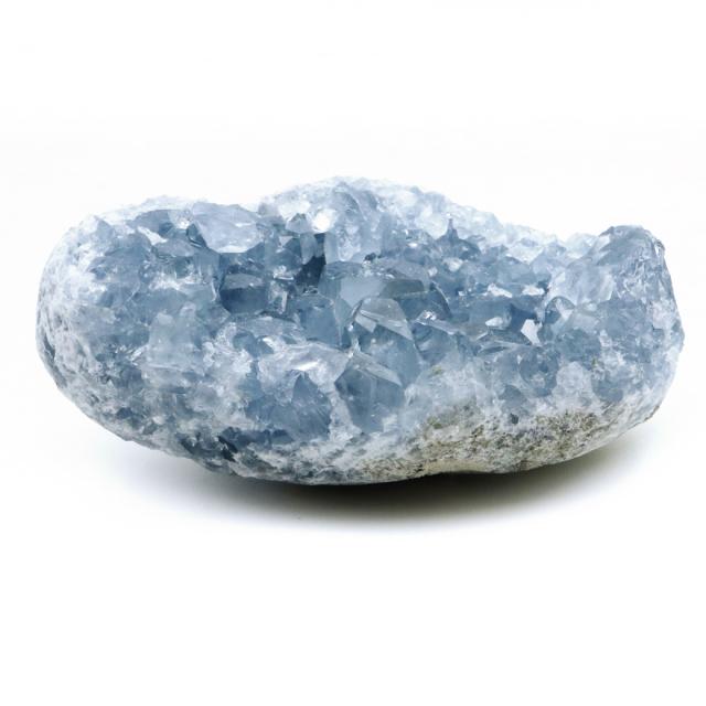 セレスタイト AAA 原石 クラスター マダガスカル産 天青石 パワーストーン 天然石