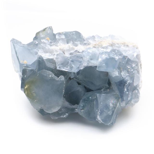 セレスタイト AAA 原石 クラスター マダガスカル産 1点物 天青石 パワーストーン 天然石