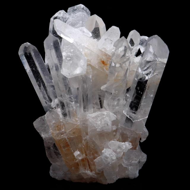 天然 水晶 クラスター 中国 貴州省産 原石 天然石 1点物 パワーストーン