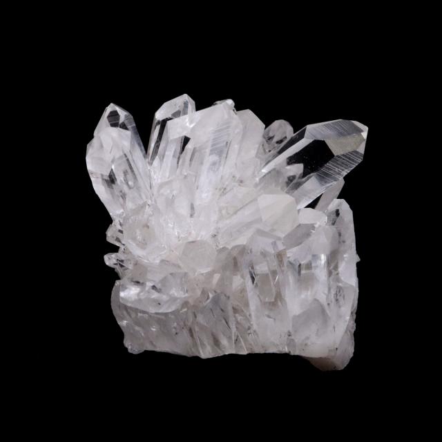 天然 水晶 クラスター 四川省産 原石 天然石 1点物 パワーストーン