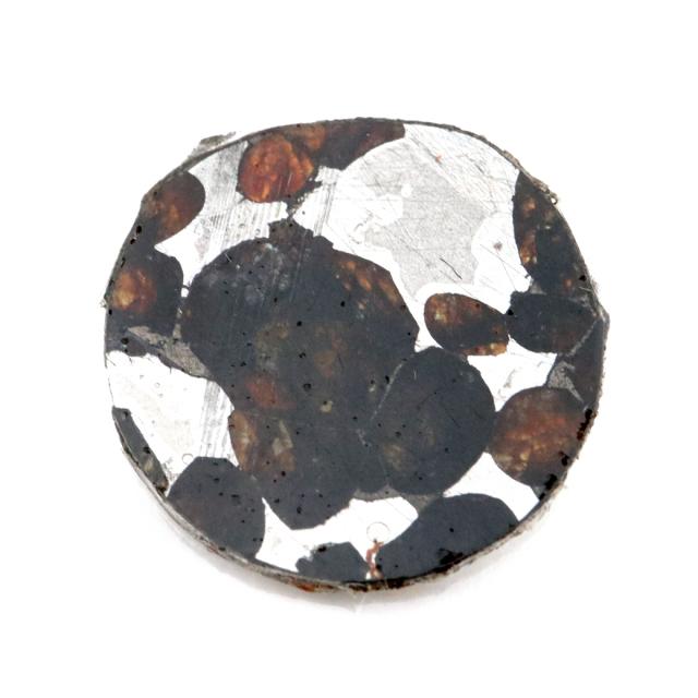 パラサイト隕石 ケニア セリコ産 重量1.0g 隕石標本 パワーストーン 1点物 石鉄隕石