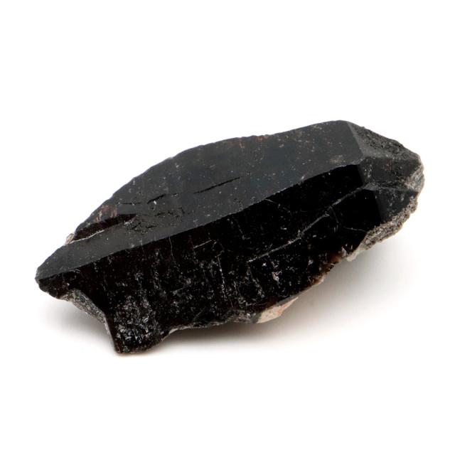 モリオン 黒水晶 原石 ポイント 山東省産 1点物 浄化 魔除け 天然石 パワーストーン