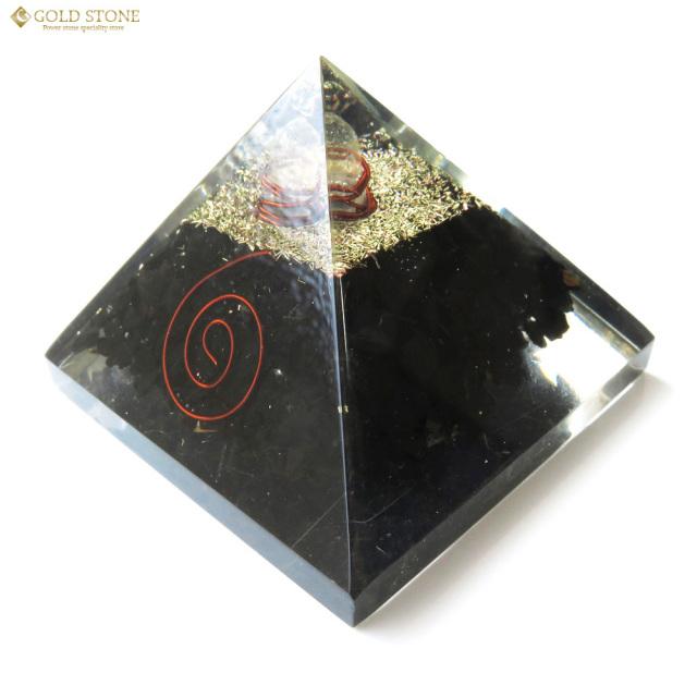 天然石使用 オルゴナイトピラミッド 大人気スピリチュアルグッズ