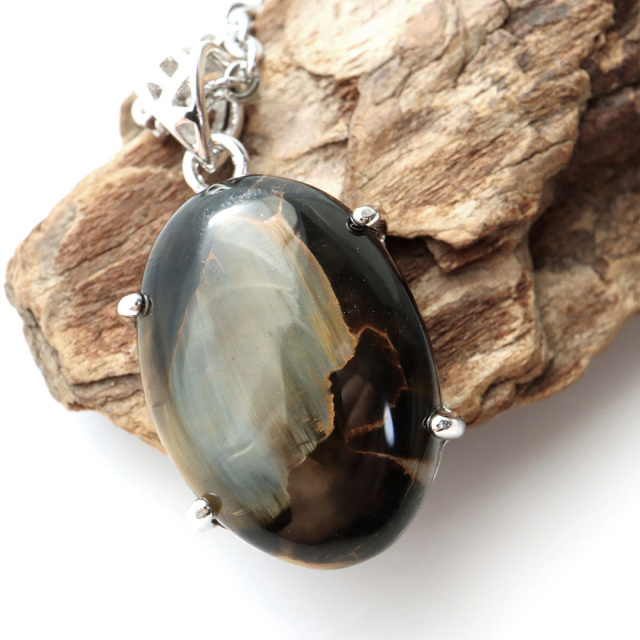 ピーターサイト ペンダント Silver925 パワーストーン 天然石
