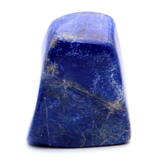 ラピスラズリ 原石 237g アフガニスタン産 天然石 青金石 置物 ラフ
