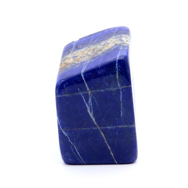 ラピスラズリ 原石 182g アフガニスタン産 天然石 青金石 置物 ラフ