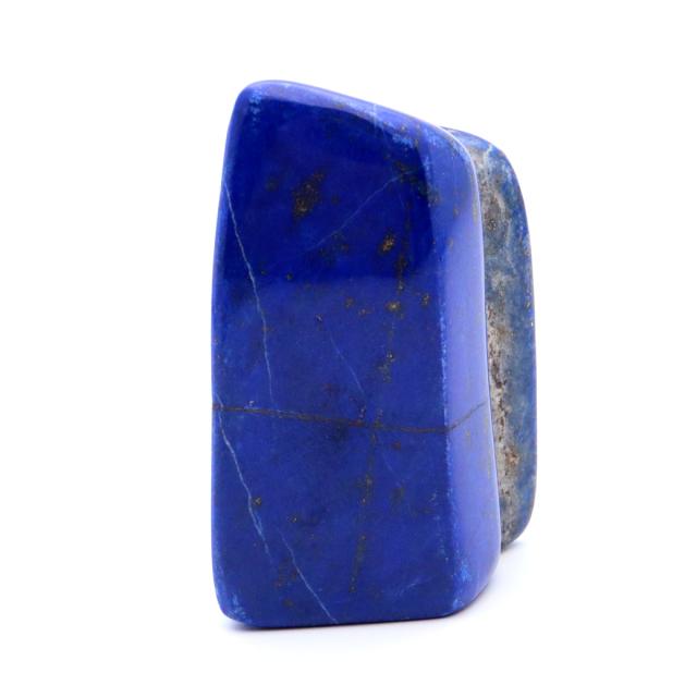 ラピスラズリ 原石 113g アフガニスタン産 天然石 青金石 置物 ラフ