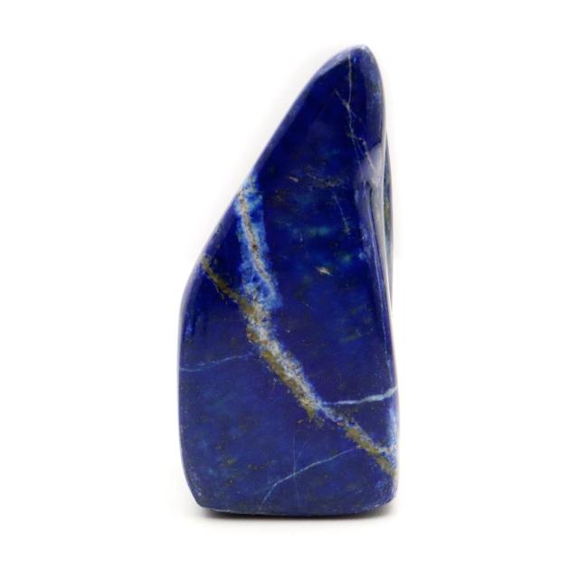 ラピスラズリ 原石 114g アフガニスタン産 天然石 青金石 置物 ラフ