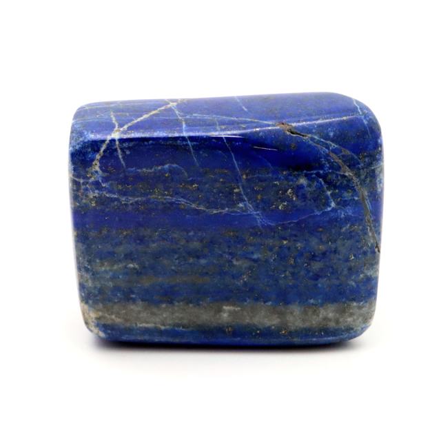 ラピスラズリ 原石 75g アフガニスタン産 天然石 青金石 置物 ラフ