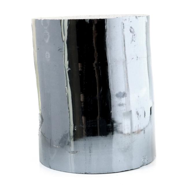 約2.5kg テラヘルツ鉱石 純度15N ラフ原石 円柱型 パワーストーン