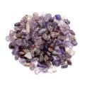 アメジスト エレスチャル 小粒 さざれ石 100g 紫水晶 天然石 パワーストーン 浄化グッズ 2月 誕生石 母の日
