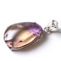 アメトリン 紫黄水晶 ペンダント Silver925 天然石 パワーストーン