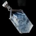 エンジェルラダー クォーツ ペンダント Silver925 天然石 1点物 希少 レア