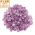 クラック 水晶 さざれ石 100g 爆裂水晶 パープル 紫色  高品質