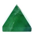 エンジェルフェザー フローライト ピラミッド 手のひらサイズ 1点もの