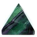 フローライト ピラミッド 天然石 蛍石 ミニサイズ 1点もの