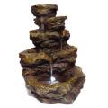 噴水 置物 インテリア デザイン アンティーク工芸 ふんすい 和風噴水 癒し