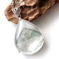 グリーンファントム クォーツ ペンダント Silver925 天然石 パワーストーン