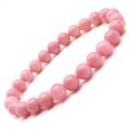 ピンクオパール ブレスレット 天然石 1点物