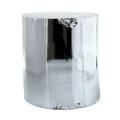 約2.3kg テラヘルツ鉱石 純度15N ラフ原石 円柱型 パワーストーン