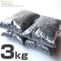 テラヘルツ鉱石 さざれ石 SSサイズ お得3kgパック 超極小 高純度 ポリッシュ研磨 パワーストーン
