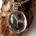 水入り水晶 ペンダント Silver1061 最古の水を閉じ込めた水晶 パワーストーン 天然石