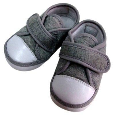ジャジーロートップシューズ(グレー) [Jersey Low Top Shoes]