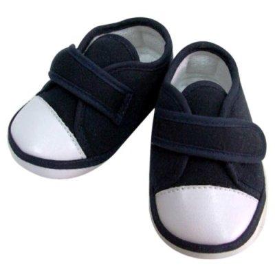 ジャジーロートップシューズ(ネイビー) [Jersey Low Top Shoes]