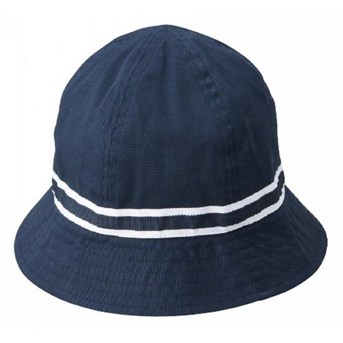 リバーシブル帽子 ネイビー46cm