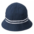 リバーシブル帽子 ネイビー50cm